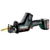 Сабельная пила аккумуляторная METABO PowerMaxx SSE 12 BL, каркас Metaloc (602322840)
