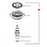 Фланец с шестигранной головкой METABO для угловых шлифмашин W 18 LTX 125 Inox (316048830)