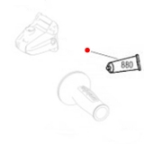 Специальная смазка 100 гр METABO для угловых шлифмашин W 18 LTX 125 Inox (344130920)