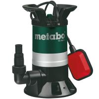 Погружной насос для грязной воды METABO PS 7500S (250750000)