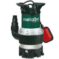 Погружной насос для грязной-чистой воды и откачки со дна METABO TPS 16000S Combi (251600000)