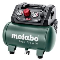 Компрессор безмасляный сетевой METABO Basic 160-6 W OF (601501000)