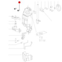 Винт с полупотайной головкой METABO для лобзиков STA (141110540)