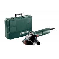 Болгарка Metabo W 750-125 в кейсе (603605500)