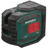 Линейный нивелир METABO KLL 2-20