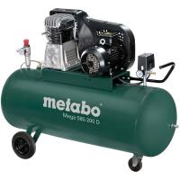 Компрессор METABO Mega 580-200 D