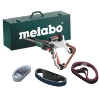 Шлифовальная ленточная машина для труб METABO RBE 15-180 SET (набор) (602243500)