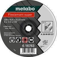 Обдирочный круг METABO Flexiamant Super, алюминий (616754000)