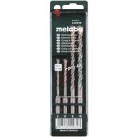 Набор сверл METABO SDS plus Pro 4 из 4 предметов (630580000)
