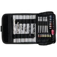 Складная сумка для насадок и сверл METABO «SP», 35 предметов (626725000)