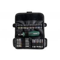 Складная сумка для насадок METABO «SP», 30 предметов (626726000)