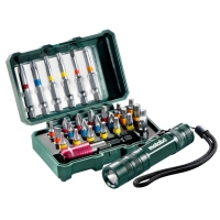 Коробка с насадками METABO «SP», 29 предметов (626721000)