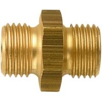 Двойной ниппель METABO для пневмосистем (0901026130)