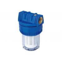 Фильтр для садовых насосов и домовых насосных станций, автоматов водоснабжения