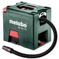 Аккумуляторный пылесос METABO AS 18 L PC (602021850)
