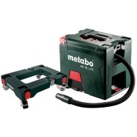 Аккумуляторный пылесос METABO AS 18 L PC + подставка на роликах (691060000)