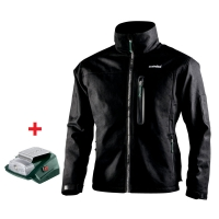 Куртка с обогревом от аккумулятора METABO HJA 14.4-18 (M) (657027000)