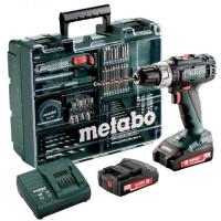 Дрель-шуруповерт аккумуляторная METABO BS 18 L Mobile Workshop (602321870)