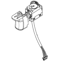 DC-переключатель в сборе METABO для дрелей-шуруповертов PowerMaxx; BS 18; SB 18; ударных гайковертов (343411770)