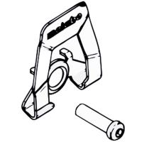 Крюк крепежный METABO для дрелей-шуруповертов PowerMaxx, ударных гайковертов (339138160)