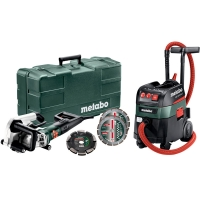 Комплект: штроборез METABO MFE 40 + ASR 35 M ACP Set (691059000)