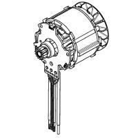 Мотор в сборе METABO для дрелей-шуруповертов BS 18; SB 18 (316067310)