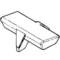 Ползунок переключателя METABO для дрелей-шуруповертов PowerMaxx, BS 18; SB 18 (343447500)