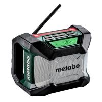 Аккумуляторный радиоприемник для стройплощадки METABO R 12-18 (600776850)