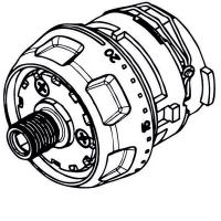 Корпус редуктора в сборе METABO для дрелей-шуруповертов PowerMaxx (315418330)