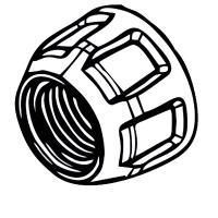 Резьбовая втулка METABO для дрелей-шуруповертов PowerMaxx (343435310)