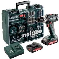 Дрель-шуруповерт аккумуляторная ударная METABO SB 18 L Mobile Workshop (602317870)
