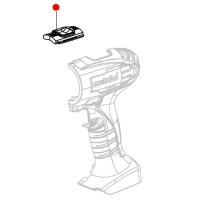 Клавиша включения H/L METABO для дрелей-шуруповертов BS 18; BS 14.4; BS 12 NiCd; SB 18 (343395120)
