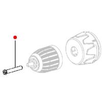 Цилиндрический винт METABO для дрелей-шуруповертов BS 18; BS 14.4; BZ 12; BSZ 12; BSP 15.6; BS 12 NiCd; SB 18; SB 14.4; SBZ 14.4 / дрелей BE 18 (341701940)