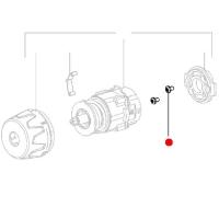 Винт с цилиндрической головкой METABO для дрелей-шуруповертов BS 18; BS 14.4; BSZ 12; BS 12 NiCd; SB 18 (141122220)