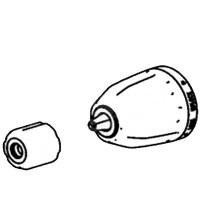 Защитная насадка METABO для дрелей-шуруповертов PowerMaxx BS (343430740)