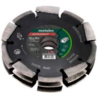 """Алмазный фрезерный диск METABO универсальный, """"professional""""/UP, 125х18х22,23 мм (628299000)"""