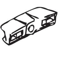 Держатель бит, правый METABO для дрелей-шуруповертов BS; GB; SB; ударных гайковертов SSD (316052130)
