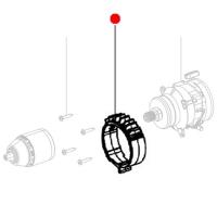 Держатель METABO для дрелей-шуруповертов  BS 18; BS 14.4; SB 18; SB 14.4 (343396590)
