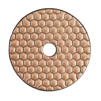 Круг алмазный полировальный для сухого полирования METABO 100 мм, Grit 800, 5 шт. (626134000)