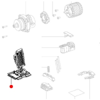 Электроника METABO для дрелей-шуруповертов  BS 18; SB 18 (343083150)