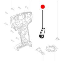 Элемент включения METABO для дрелей-шуруповертов BS 18; BS 14.4; SB 18; SB 14.4 (343394150)