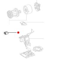 Ферритовая шайба METABO для дрелей-шуруповертов BS 18; SB 18 (143160120)