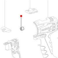 Заглушка METABO для дрелей-шуруповертов BS 18; BS 14.4; SB 18, ударных гайковертов (143160150)