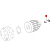 Фиксирующий винт METABO для дрелей-шуруповертов BS 12 NiCd (141122290)