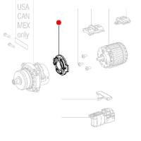 Фланец BLDC METABO для дрелей-шуруповертов BS 18; SB 18 (315202750)