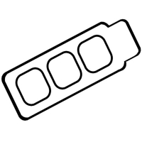 Светодиодный индикатор LED METABO для дрелей-шуруповертов PowerMaxx (338123700)