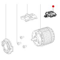 Кнопка переключателя METABO для дрелей-шуруповертов BS 18; SB 18 (343083210)