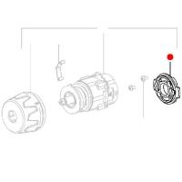 Крышка мотора METABO для дрелей-шуруповертов BS 18; BS 14.4; BSZ 12; BS 12 NiCd (343390670)
