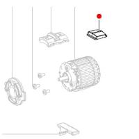 Крышка выключателя METABO для дрелей-шуруповертов BS 18; SB 18 (343437870)