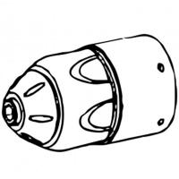 Патрон с редуктором в сборе METABO для дрелей-шуруповертов PowerGrip Li (316042830)